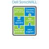 Dell SonicWALL Comprehensive Gateway Security Suite-W/O ViewPoint for NSA 4500