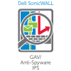 Dell SonicWALL Gateway Anti-Malware, Intrusion Prevention and Application Control for SOHO Series