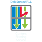 Dell SonicWALL Content Filtering Client - 250 Users
